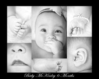 McKinley's 6 Month Session in Studio