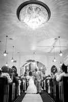 Patrice and Vincent's Wedding at Emanuel AME Church and Reception at the Holiday Inn Downtown Mobile