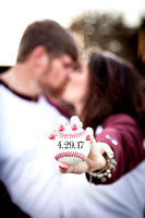 Taylor and Josh Engagement