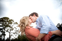 Jessica and Cameron's Engagement Session at Kalioka Stables