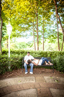 Kendolyn and Carlos's Maternity Session at The Statue Park