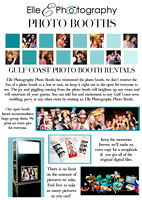 Photo booth website page 1